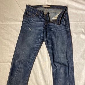 J Brand Relaxed Straight Jeans